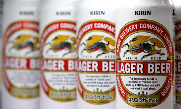 Kirin beer company cuts brewery ties with Myanmar military over coup