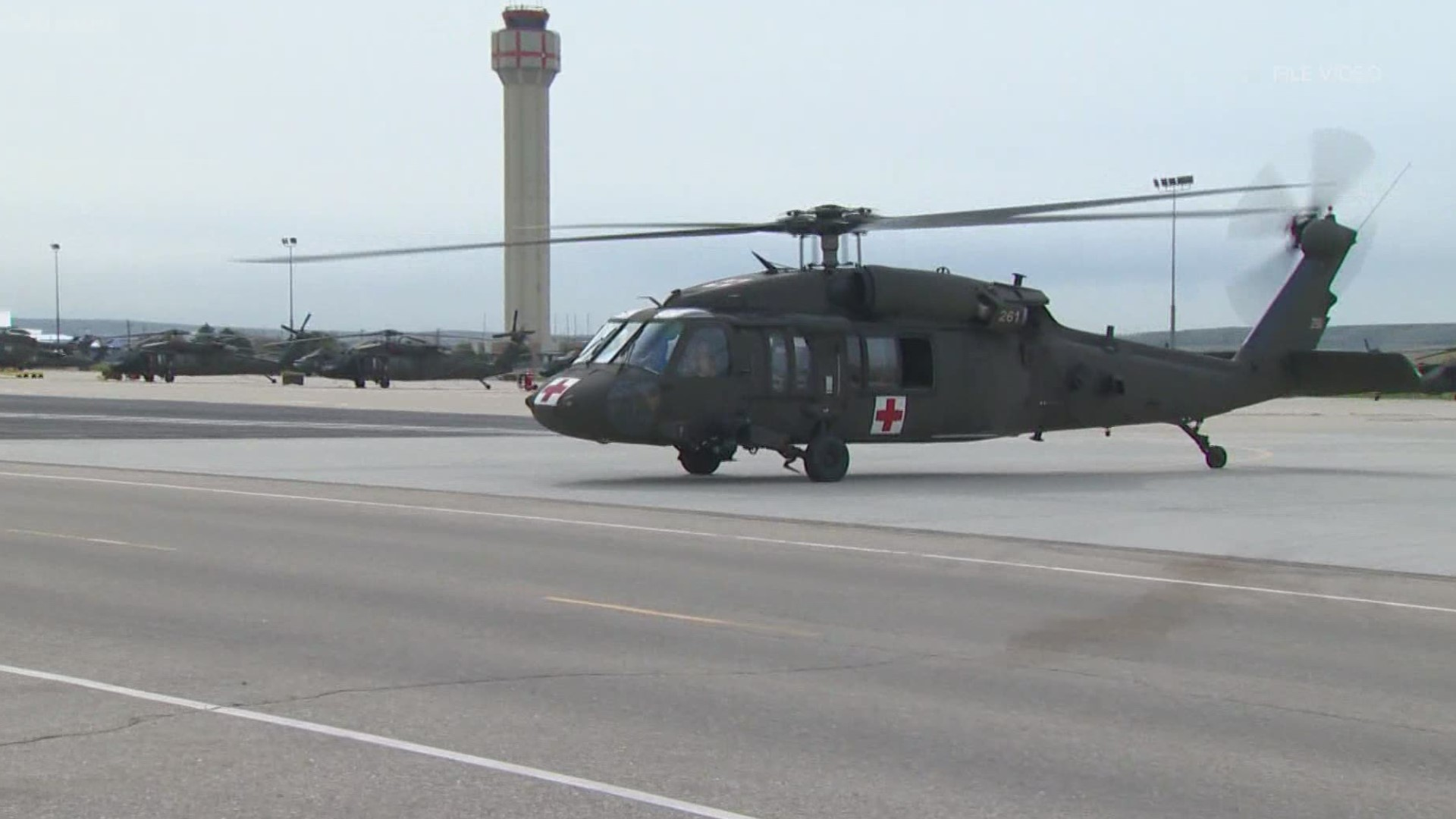 Three National Guard pilots killed in helicopter crash near Boise
